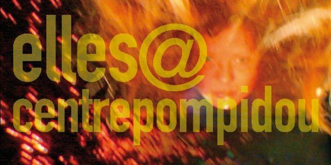 Exposition Elles@centregeorgespompidou - lemonde.fr