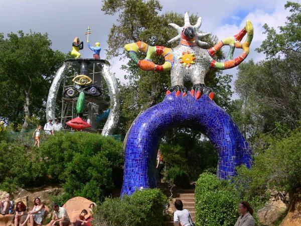 Niki De Saint-Phalle - Les mains agiles blog - KAZoART