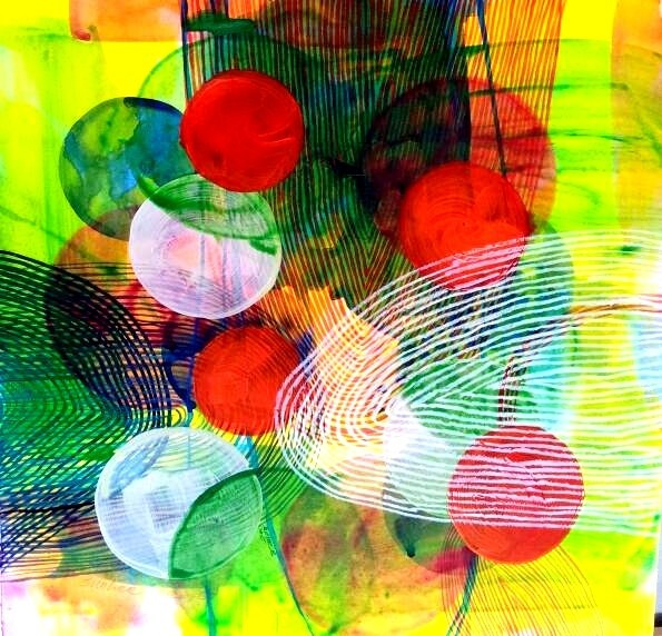 Paysage interieur 0615 - Sun-Hee Lee - KAZoART
