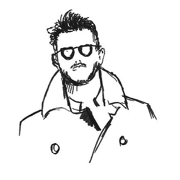 Autoportrait de Dainche - KAZoART