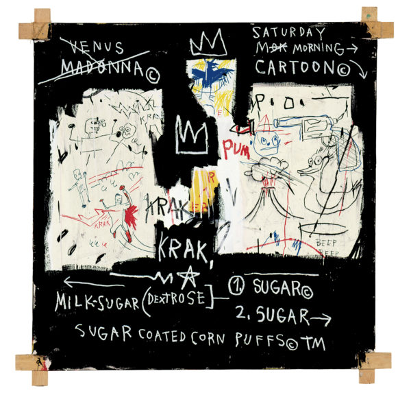 A panel of experts Jean-Michel Basquiat