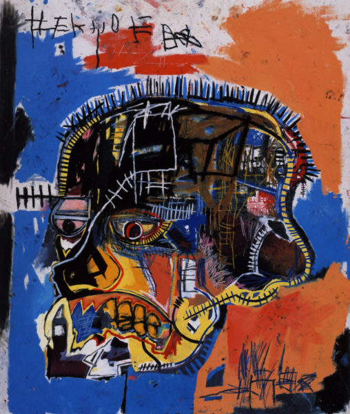 Untitled, 1981 - Jean-Michel Basquiat