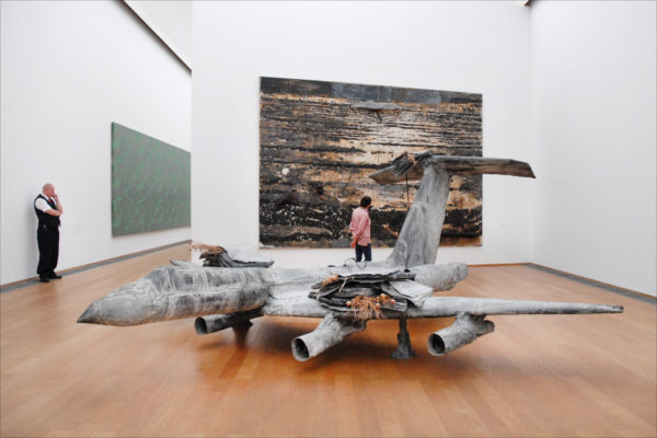 Salle Anselm Kiefer , Hamburger Bahnhof, Berlin/ Photo 2011/ Jean-Pierre Dalbéra /Flickr