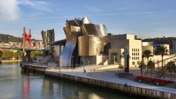 Musée Guggenheim Bilbao/ Photo 2009/ Phillip Maiwald