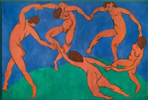 La Danse, Matisse, 1910