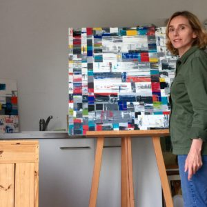 Focus sur l'artiste Nadine Hardy
