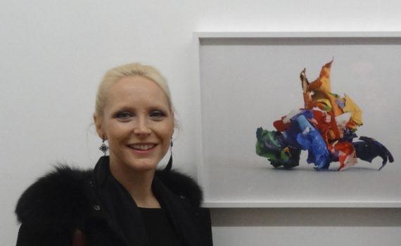 Hélianthe Bourdeaux-Maurin directrice artistique de KAZoART