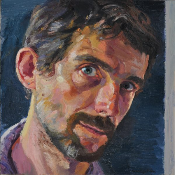 Autoportrait - Armel Jullien