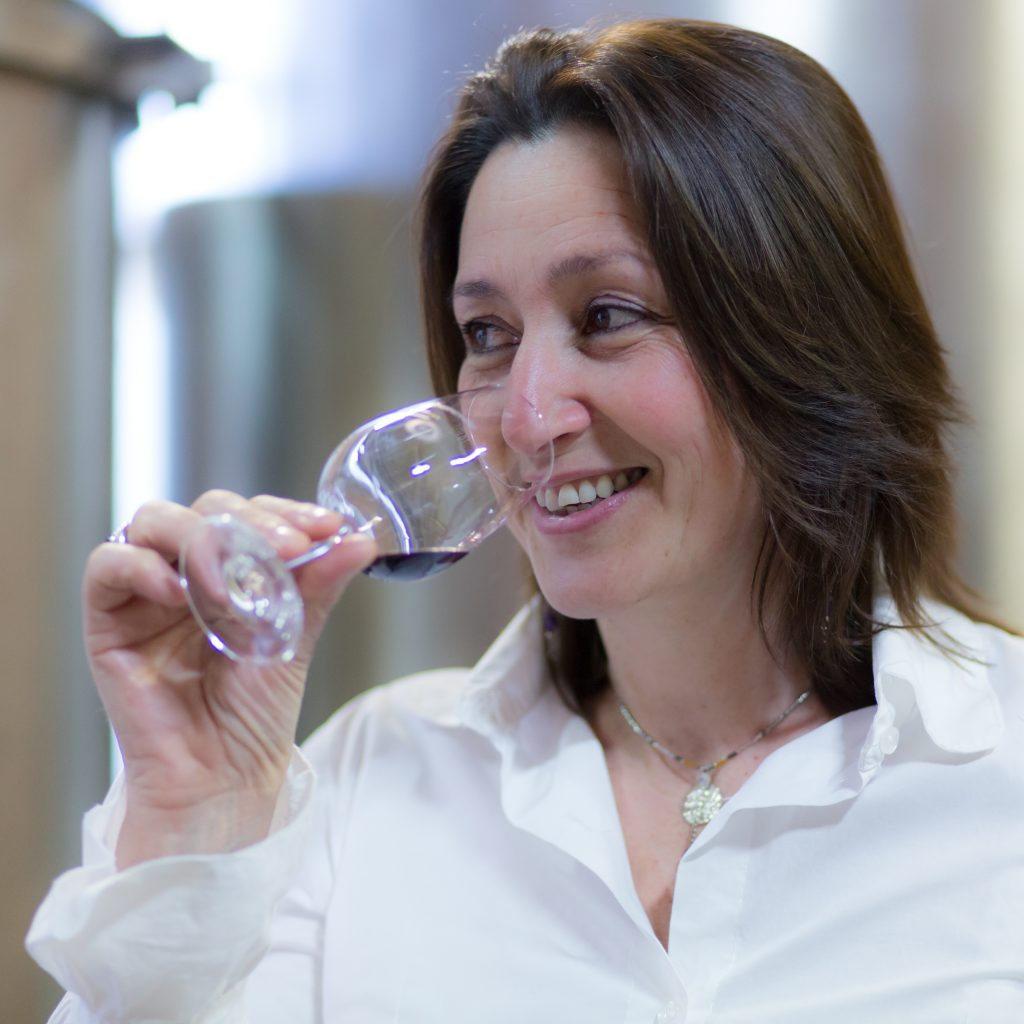 Catherine Dulhoste, oenologue