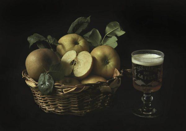 Nature morte aux pommes - Igor B. Glik