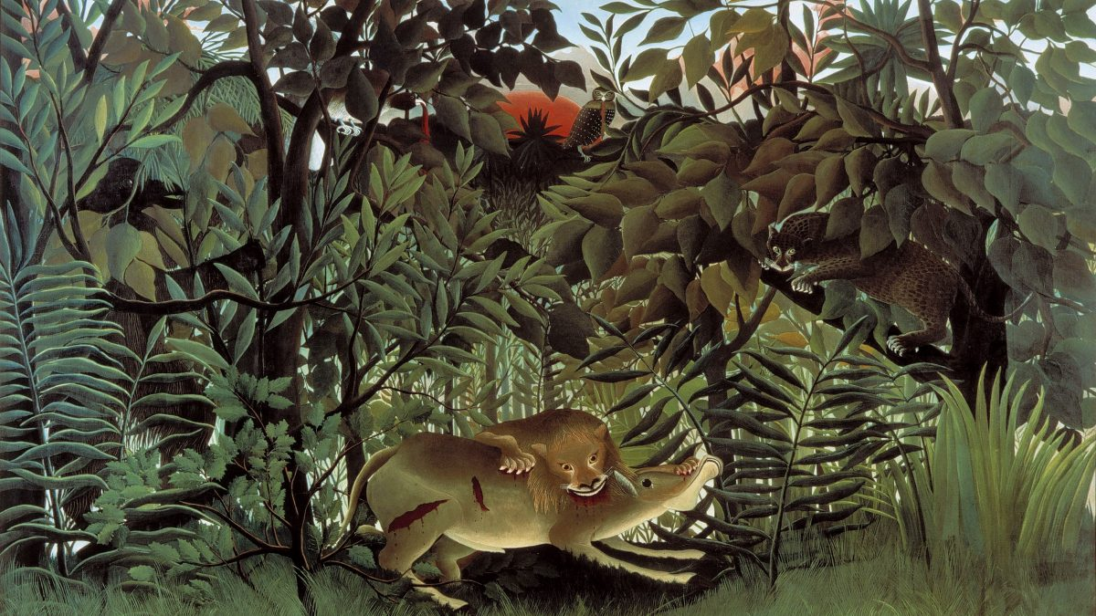 Le Douanier Rousseau : un peintre pas si «naïf»