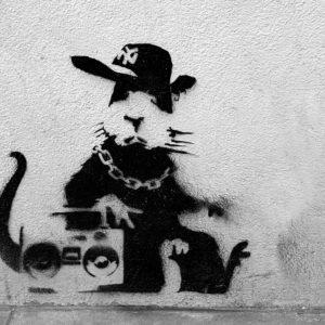 Banksy : un artiste contestataire, mais attaché à ses racines