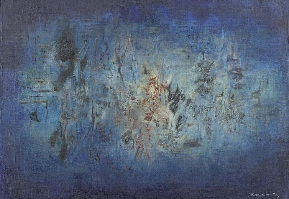 Zao Wou-Ki : un peintre de chinoiseries ?