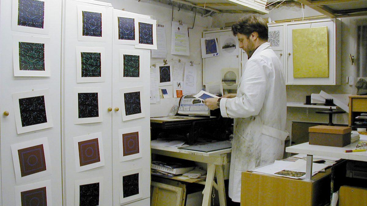 Focus sur l'artiste Éric Durant