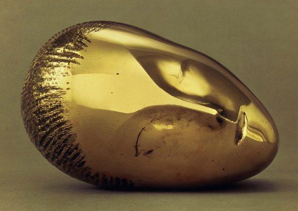La Muse endormie, Constantin Brancusi, 1910