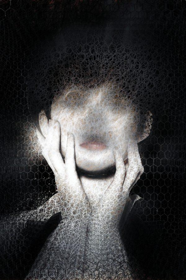Lionel Morateur - Portrait sans visage - Photographie argentique sur papier