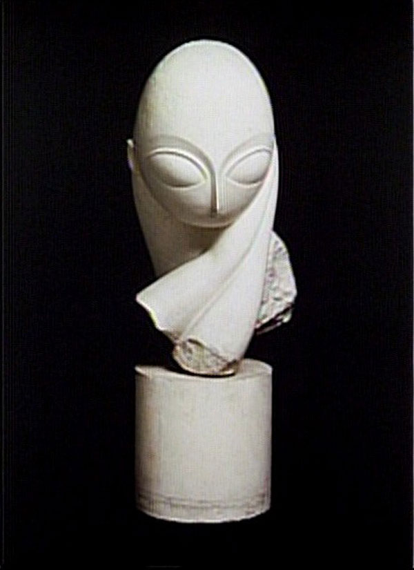 Mademoiselle Pogany, Constantin Brancusi, 1912-1913