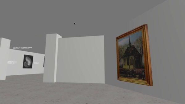 Visite du Musée de l'art volé