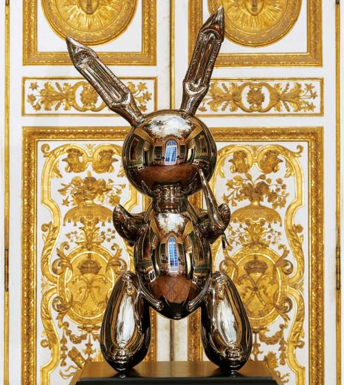 Rabbit, Jeff Koons lewebpedagogique