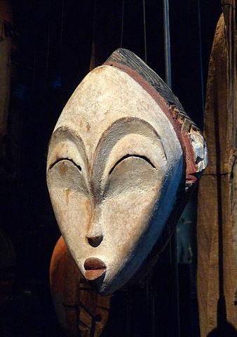 cubisme Masque africain KAZoART