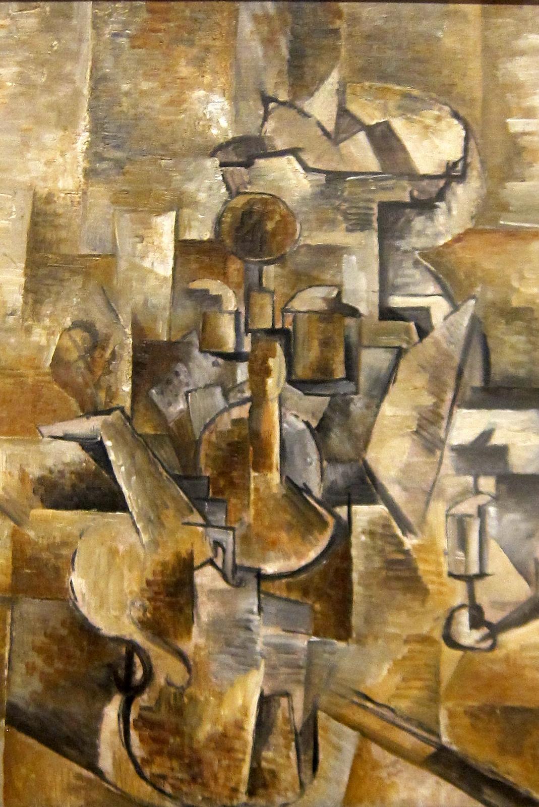 5 choses savoir sur le cubisme le blog d art for Braque peintre