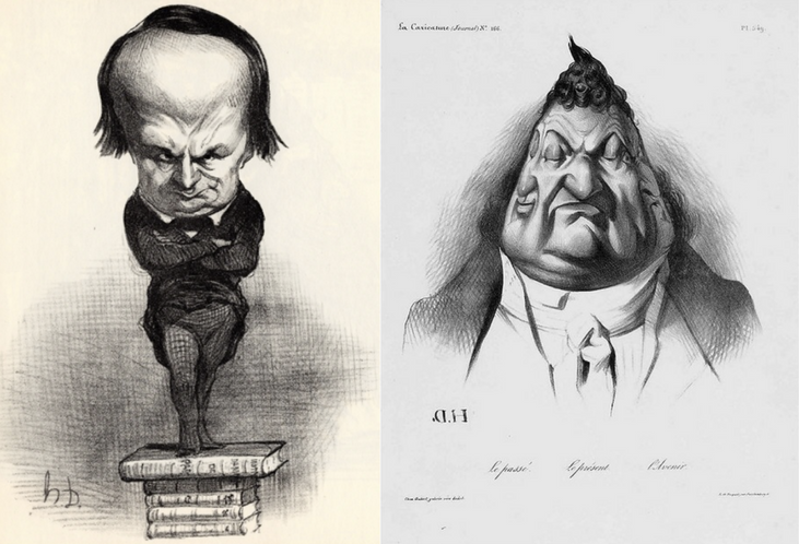 Daumier Kazoart estampes