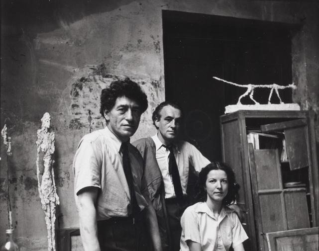 Giacometti : les frères sculpteurs