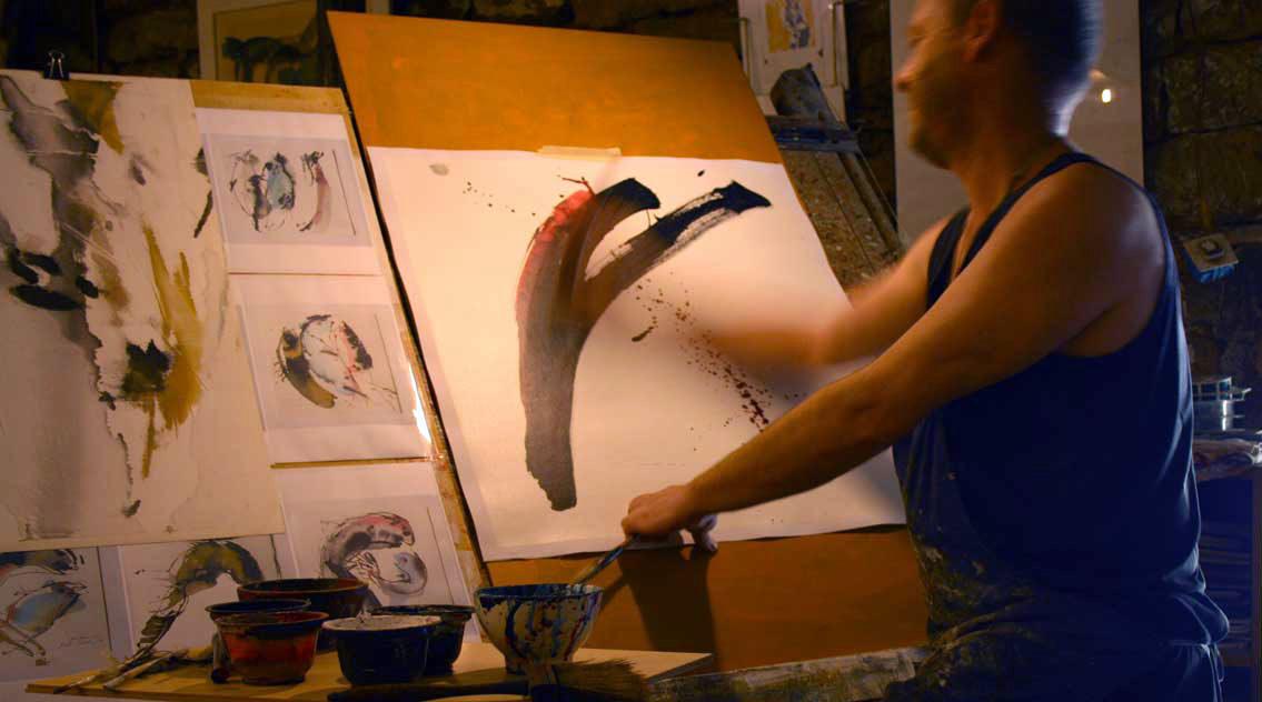 Focus sur l'artiste Didier Goessens
