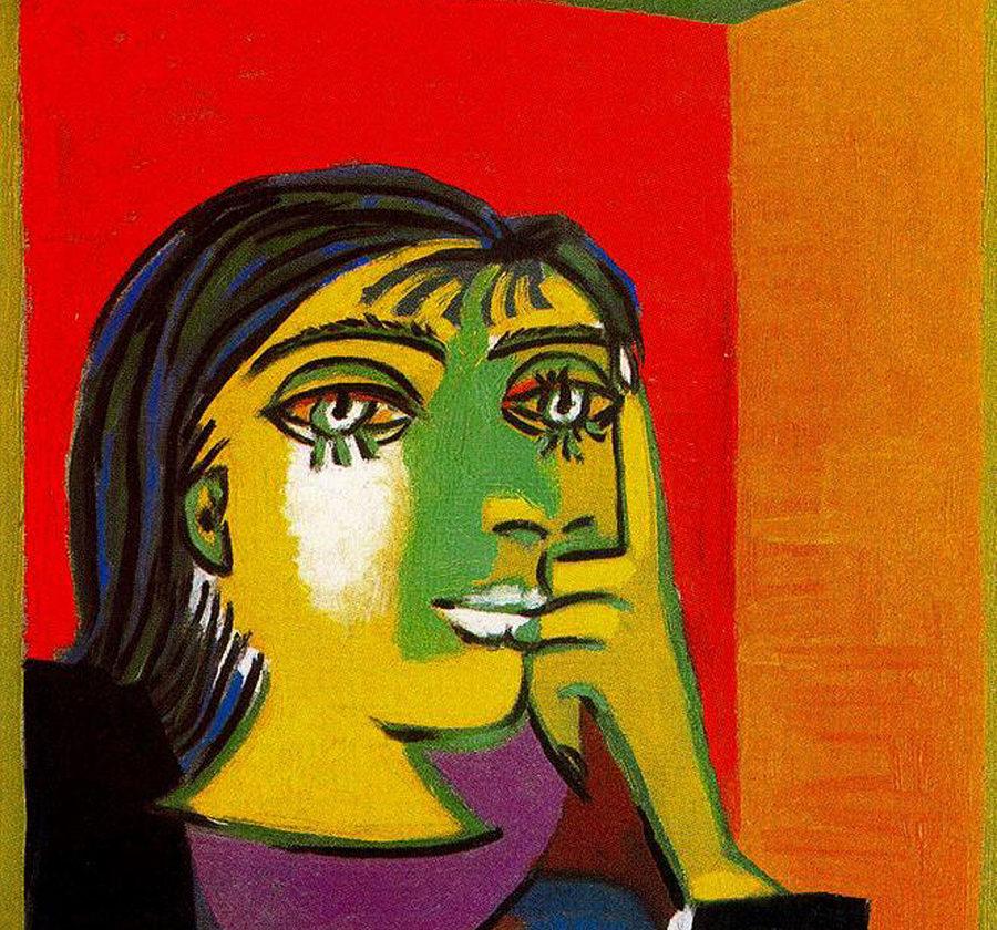 Portrait Couleurs | Les oeuvres, Portrait, Art stylé