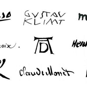 Signer une œuvre d'Art : ce qu'il faut savoir