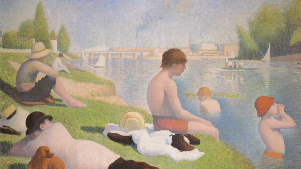 Georges Seurat : un artiste pointilleux