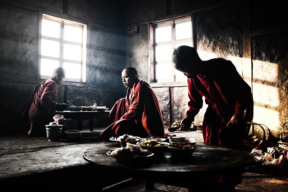 Breakfast in Burma, 2015