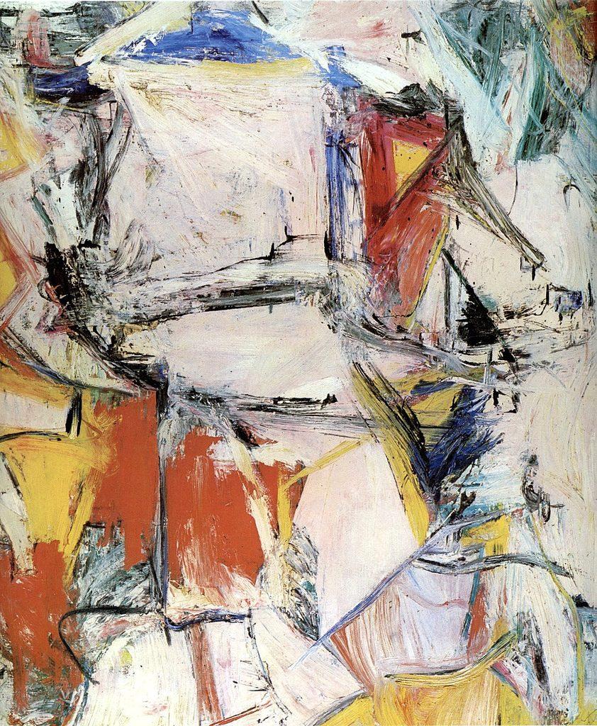 Willem de Kooning kazoart oeuvres d'art