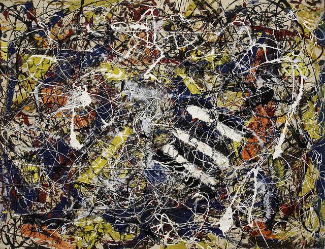Jackson Pollock, Number 17-A