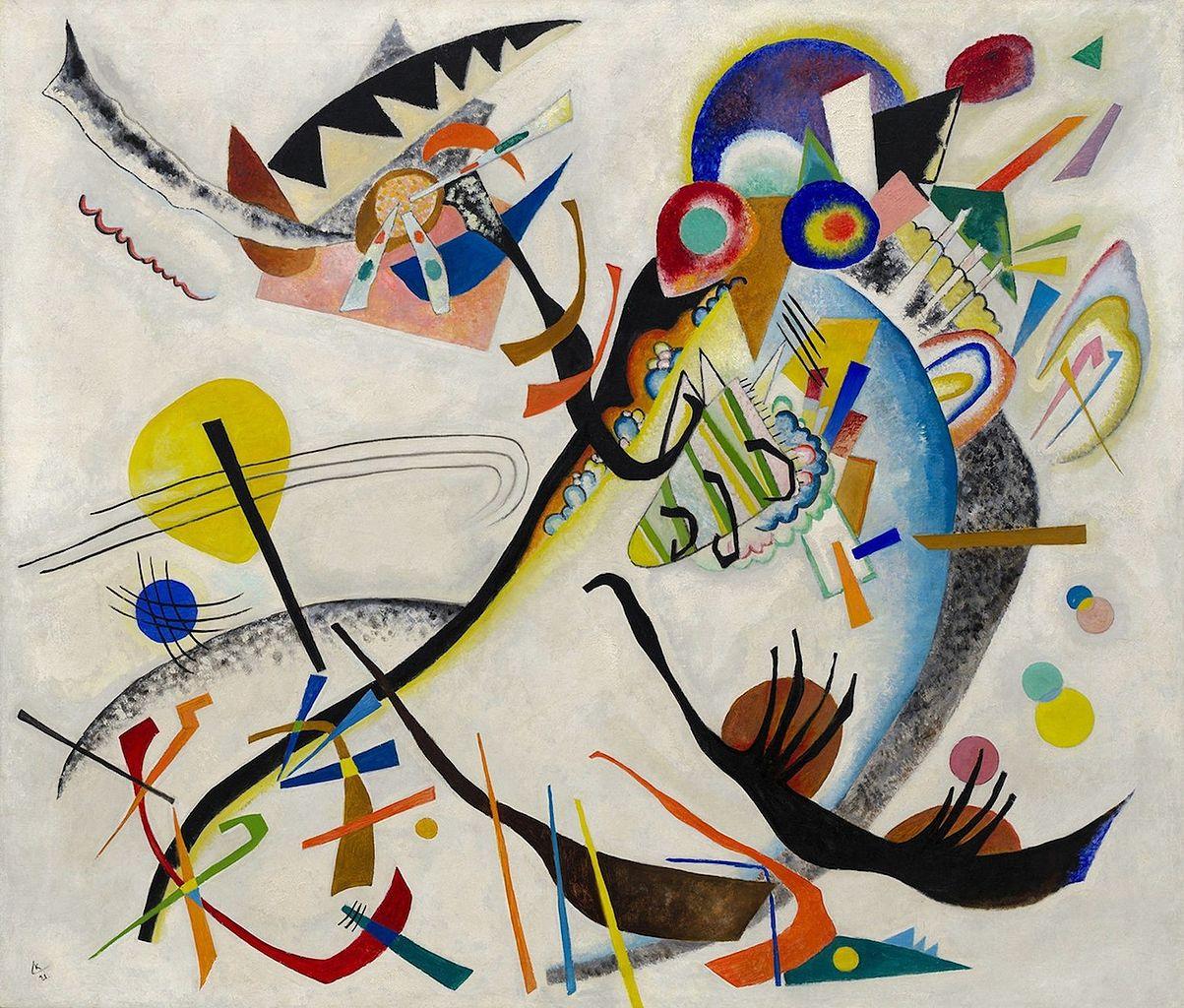 Vassily Kandinsky Une Découverte Renversante Blog De Kazoart