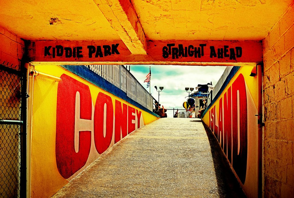 Welcome to Coney Island, 2015