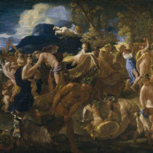 Nicolas Poussin : un peintre en boîte