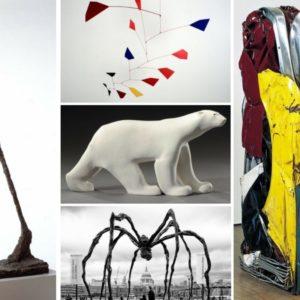 10 sculptures emblématiques du XXe siècle