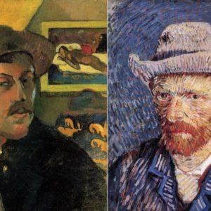 Gauguin et Van Gogh : une amitié explosive