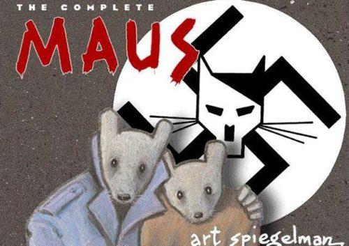 Couverture de Maus, d'Art Spiegelman, 1986
