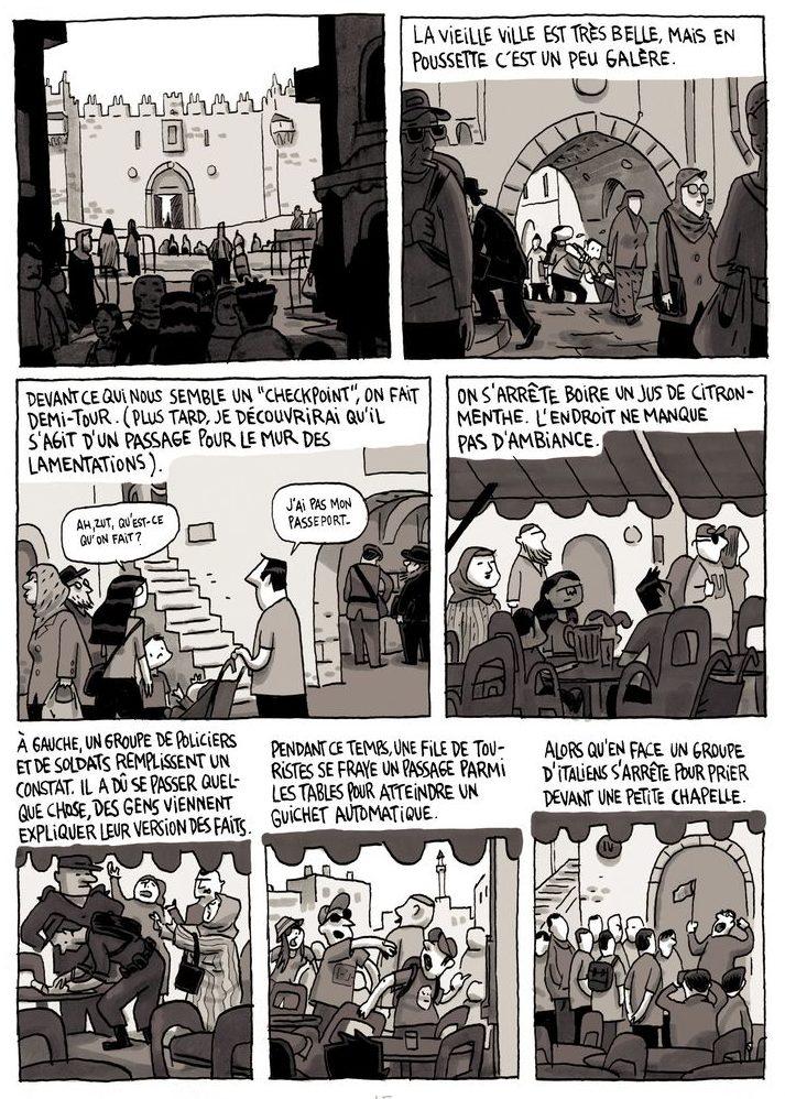 bande dessinée delisle kazoart