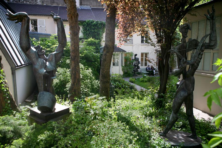 Musée Zadkine Kazoart