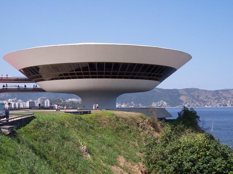 Musée Niteroi Brésil KAZOART