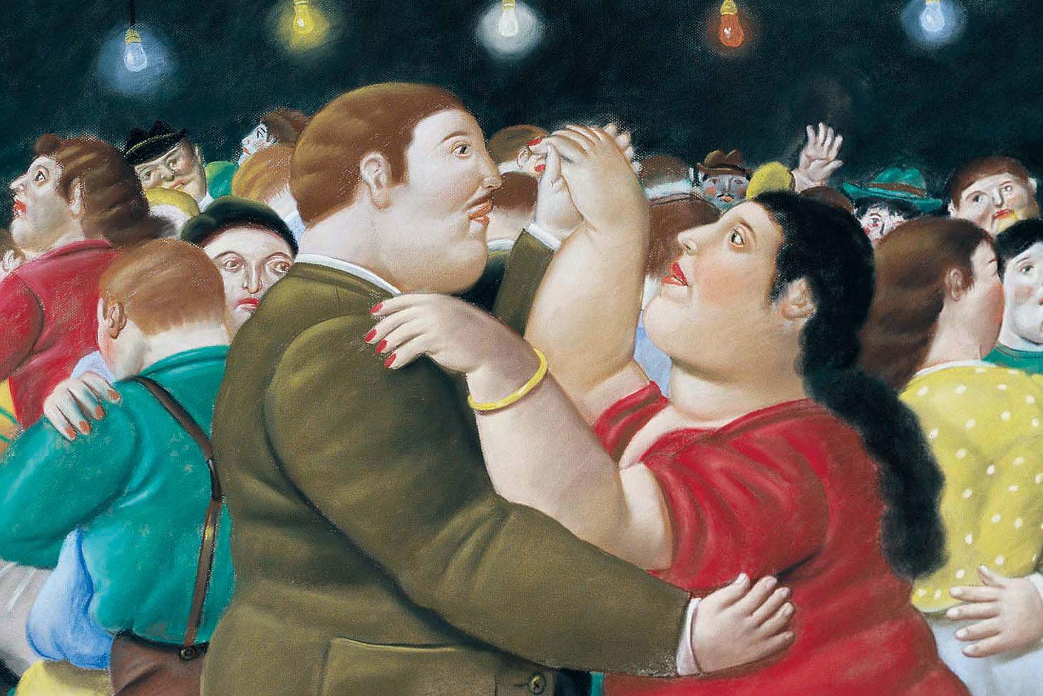 Peintre Contemporain Célèbre Vivant botero : aux origines de la rondeur - le blog de kazoart