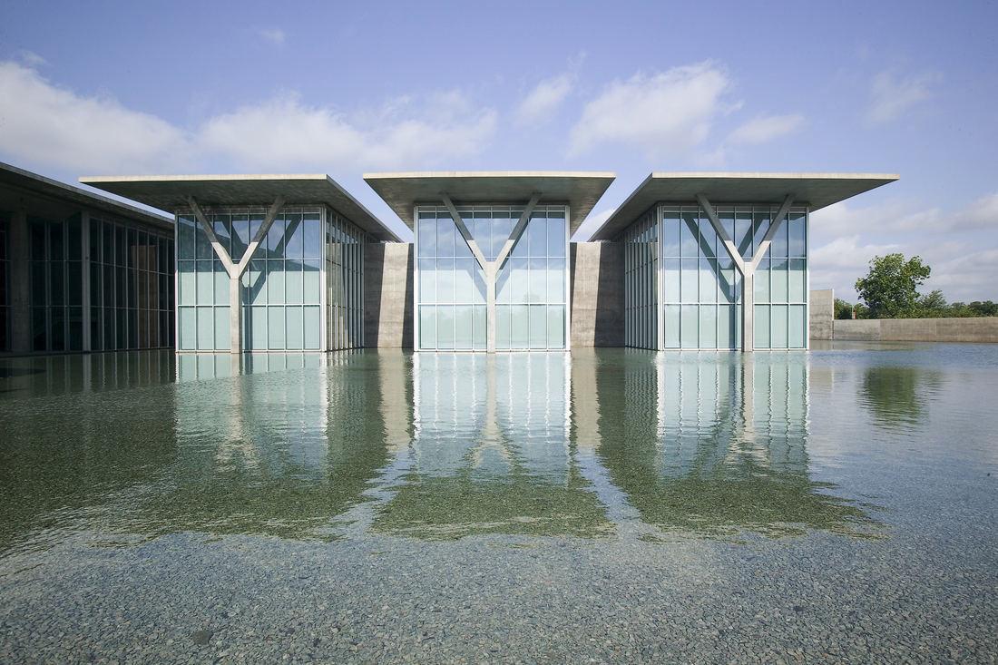 10 mus es incroyables par leur architecture blog de kazoart - Architecte japonais tadao ando lartiste autodidacte ...