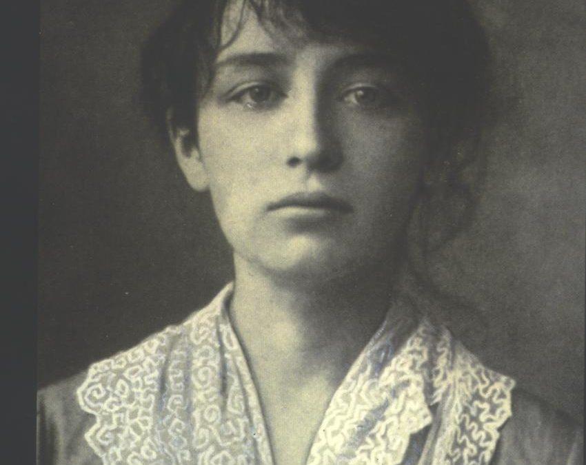 Camille Claudel : de la passion artistique à la solitude amoureuse