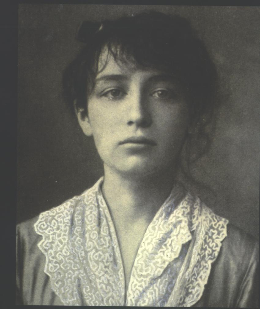 Portrait de Camille Claudel (avant 1883)