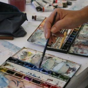 Interview artiste • Dans l'atelier de Ho My An