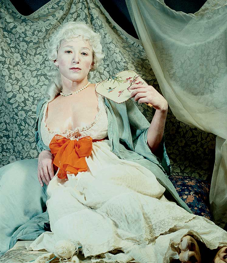 Cindy Sherman, Untitled #193 (1989)