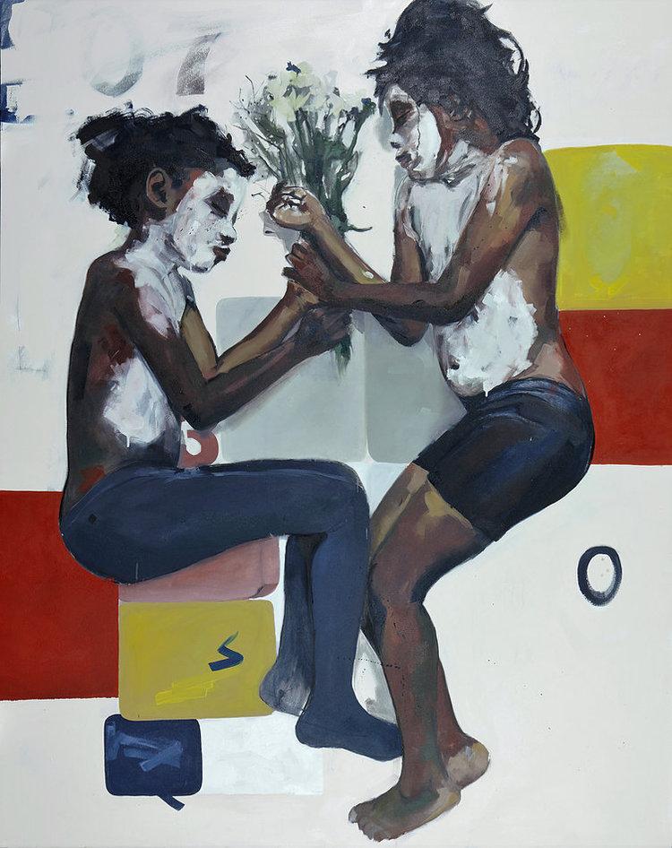 Kudzanai-Violet Hwami, Epilogue [Returning to the Garden] (2016)